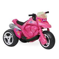 Mini Moto Elétrica Infantil Bandeirante Sport - El 6v (pink)