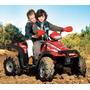 Mini Quadriciclo Elétrico Infantil Polaris Sportsman 700twin