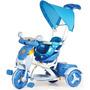 Triciclo Evolution Azul Original Cotiplas Super Seguro.
