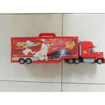 Caminhão Brinquedo Relâmpago Mcqueen
