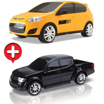 Pick-up Rx Sport + Palio Sporting - Roma Brinquedos