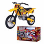 Brinquedo Moto Miniatura Cross Big Crosstoys