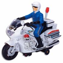 Moto De Brinquedo Da Policia