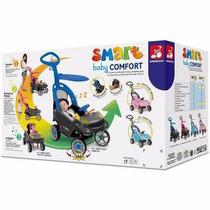 Carrinho De Passeio Smart Baby Andador E Primeiros Passos