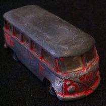 Roly Toys Kombi Carrinho Antigo Brinquedo