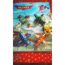 Aviões Cartelado Planes Brinquedo Pronta Entrega