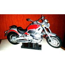 Moto Grande De Brinquedo Bmw De Colecionador! Aproveite