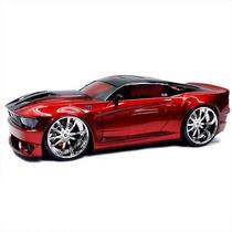 Brinquedo Menino Carro Vermelho Blazers Dub Garage