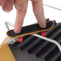 2 Skate De Dedo Profissional Fingerboard + Kit Reparo Disney