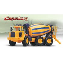 Caminhão Betoneira Roma Brinquedos - 70 Cm
