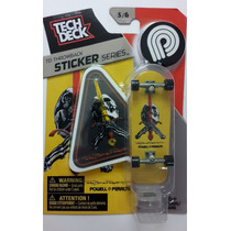 Tech Deck Skate De Dedo Super Raro Powel Peralta