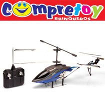 Helicóptero Controle Remoto Silverlit R/c Sky Hercules Dtc
