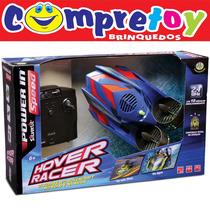 Hover Racer Dtc; Lancha Anfíbio Anda Na Água E Na Terra