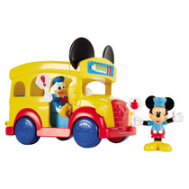 Ônibus Escolar Mickey Mouse - Mattel