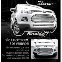 Sobre Grades Ecosport 2013 Aço Inox Darta 4 Peças Eco Sport