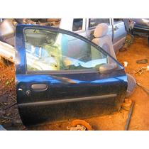 Porta Vazia S/ Acessórios Somente Lata Lado Direito Ford Ka