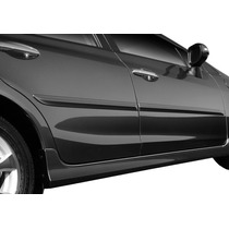 Jgo Friso Lateral Mod Original Cor Carro Honda Fit 03 A 14