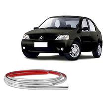 Kit Friso Cromado Grade Renault Logan 08/10