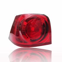 Lanterna Traseira Red Golf 00 A 06 Tuning Rcd Lado Esquerdo