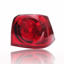 Lanterna Traseira Red Golf 00 A 06 Tuning Rcd Lado Direito