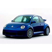 Porta Dianteira New Beetle Cor Azul-lado Esquerdo