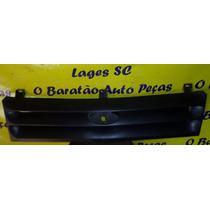Grade Dianteira Ford Del Rey Pampa 85/92 Preta Modelo Origi