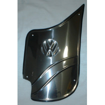 Polaina Paralama Traseiro Carro Fusca Inox Modelo Vw 2