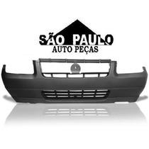 Parachoque Dianteiro Uno Mille 04 05 06 07 08 Texturizado