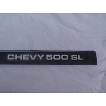 Chevy 500, Friso Da Porta Direita Novo, Original,
