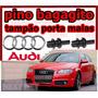 Porta Mala Audi Pino Cordinha Tampão De Som A3 A4 A5 Painel