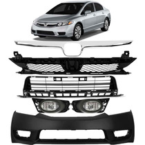 Kit Combo New Civic 2010 2011 2012