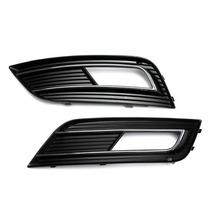 Audi A4 B9 Moldura Do Farol De Milha Modelo 2013/14/15 O Par