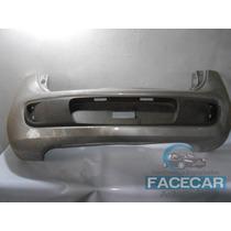 Parachoque Traseiro Fiat Uno 2012 2013 2014 Recuperado