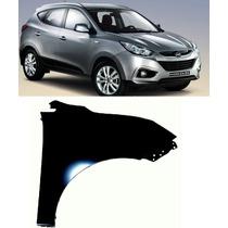 Paralama Hyundai Ix35 Novo Lado Direito