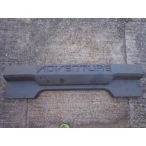 Moldura Tampa Traseira Strada Adventure 2014 2015 Semi Nova