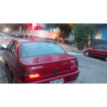 Tampa Traseira Peugeot 306 Soleil 2000