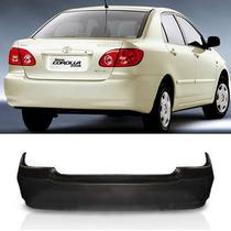 Parachoque Traseiro Corolla 2003 2004 2005 2006 2007 2008