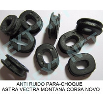 Borracha Parachoque Anti Ruido Fixador Gm Meriva Astra Celta