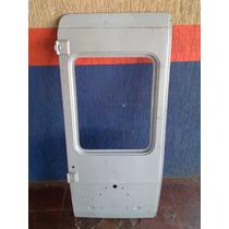 Porta Traseira Fiorino Furgão Fiat 147 Nova Original