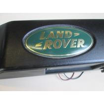 Moldura Lanterna Luz Placa Sucata Land Rover Discovery 3 4