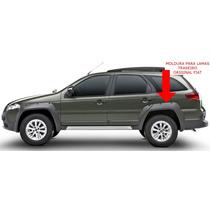 Moldura Para Lama Traseiro Fiat Palio Adventure - Original