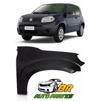 Paralama Fiat Uno Way Essence Vivace 2011 2012 2013 2014