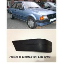Ponteira Para Choque Escort L 84/86