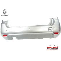 Para-choque Traseiro Completo Renault Duster 2.0 16v 2013
