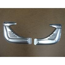 Acessório Protetor Paralama Dianteiro Fusca Par Aluminio