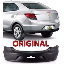 Parachoque Traseiro Chevrolet Prisma Original 2013 2014 2015