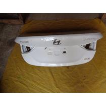 Tampa Traseira Do Hyundai Elantra 2012 2013 =usada Original