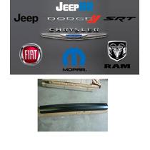 Para-choque Traseiro Jeep Cherokee Sport 97-01 Novo Mopar