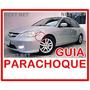 Suporte Guia Parachoque Dianteiro Civic 2004 - 2006 Honda