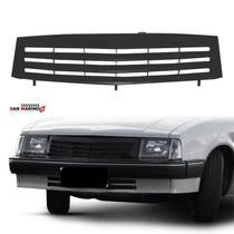 Grade Radiador Dianteira Chevette 87/88/89/90/91/92/93 Preto